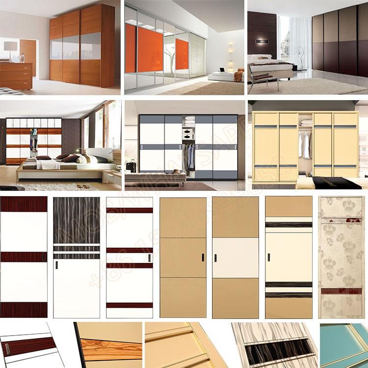 2017 새로운 트렌드 도매 침실 옷장 현대 나무 홈 가구 디자인 - Buy ...