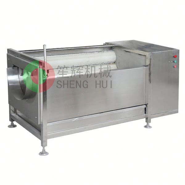 good price and high quality full automatic peeling machine QX-612 for industry