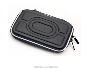 "EVA case 2.5"" portable external mobile hard disk case HDD zipper bag"