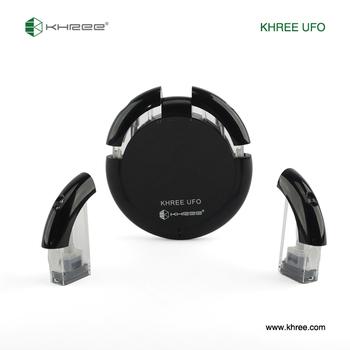 smoking electric vaporizer pod system khree ufo optima vaporizer