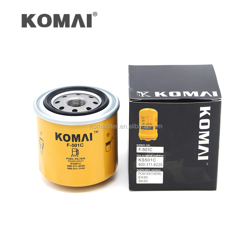Diesel Engine Parts Exvacator Fuel Filter 600 311 7440 Buy Place Type Guangzhou Komai Manufacturing Co Ltd Ome No Brand Kefei Of Original Chinamainland
