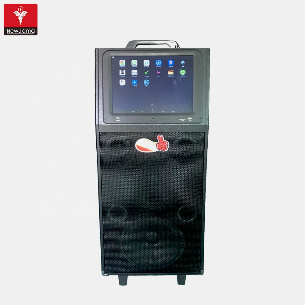 Hot selling bt draagbare mini karaoke systeem speaker