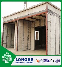 Lightweight Internal Partition Wall Waterproof EPS Concrete Wall Panel