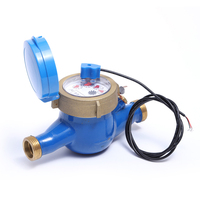 15mm-20mm Multi jet dry r160 smart water meter wifi