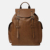 wholesale large capacity man backpack 2019 hot sale water resistant pu leather travelling laptop bags school bags fashion men