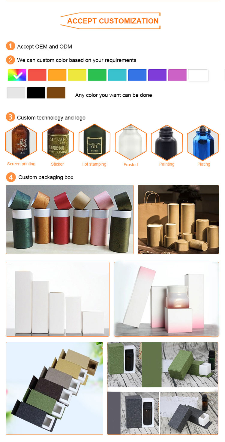 2018 trend ürünleri lüks havasız losyon pompası 50ml buzlu cam şişe