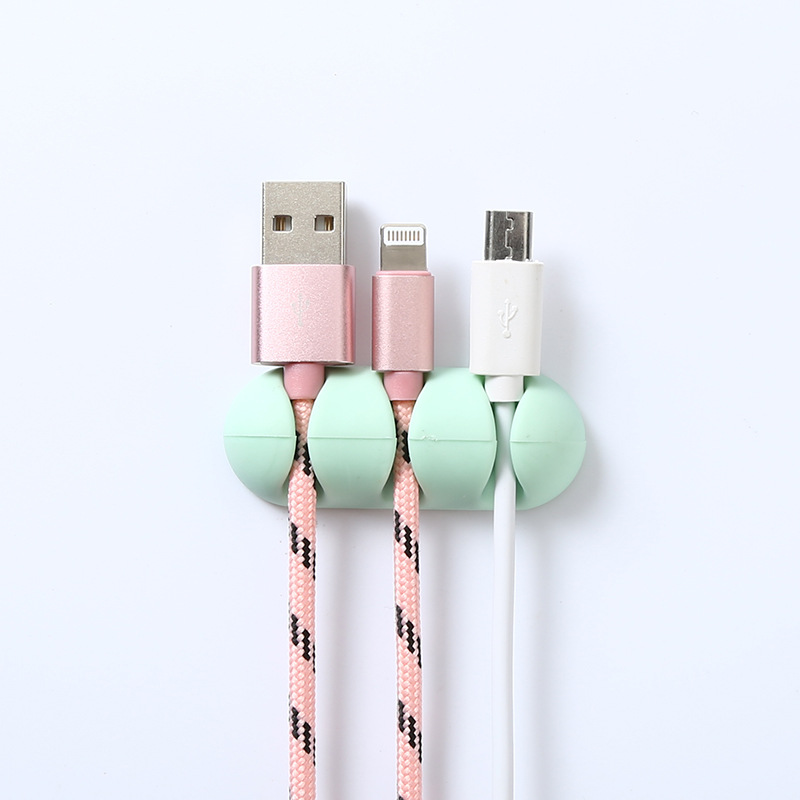 Cable Organizer and Cord Management for Your Wires, Desktop Cable Organizer Charging or Mouse,usb cord