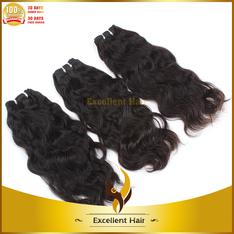 2015 alibaba unprocessed hair extension and can be iron and dye hair weaving