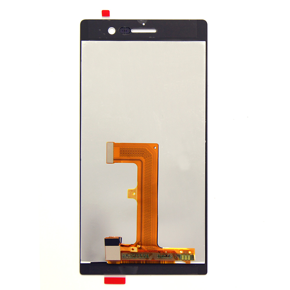 lcd display + touch digitizer with frame for Huawei Ascend P7 for HuaWei Ascend P7 LCD assembly with frame