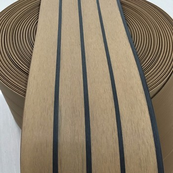 190x5mm Roll Synthetic Teak Decking Covering Boat Amp Yacht