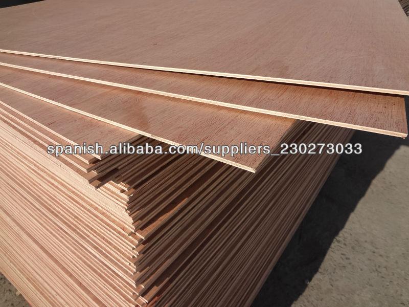China triplay plywood madera contrachapada tablero - Contrachapado de madera ...