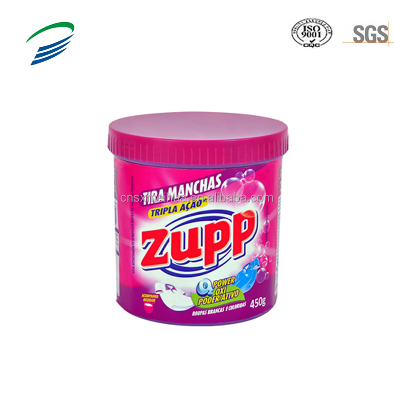 Detergent Washing Powder Raw Material Factory, OEM Tira Manchas ZUPP washing powder