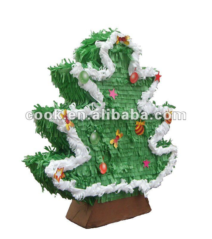 Christmas Tree Pinata Part - 33: Christmas Tree Pinata - Buy Party Pinata,Paper Pinata,Pinatas And  Decorations Product On Alibaba.com