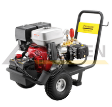 Municipal Area Cleaning and Maintenance 3915 PSI Four Stroke Industrial Petrol High Pressure Washer