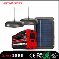 Custom AC Outlet 200W/300W/400W Residential Solar Energy With Led Light