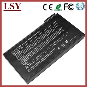 Replacement laptop battery for dell Inspiron 8200 C600 C610 C800 C810 CPIC CPID CPIR CPM CPT CPTS CPX PP01 battery for notebook