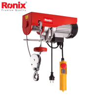 Ronix 2018 New Design Industrial Level Electric Hoist 18m RH-4130-4137