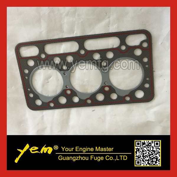 DH1101 head gasket 15354-03311, View D1101 head gasket, YEM Product Details  from Guangzhou FuGe Construction Machinery Parts Co , Ltd  on Alibaba com