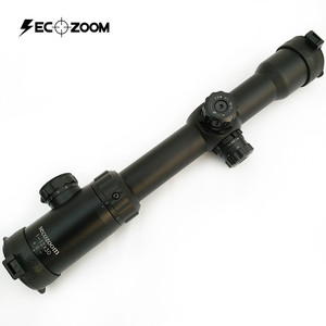 1-12x30 long range rifle scope 30mm tube 12 time zoom hunting shooting optical sight aluminum alloy rugged durable scopes