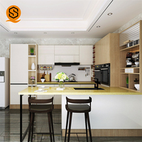 Epoxy resin kitchen countertop marble countertops