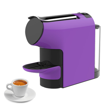 Memory function volume of espresso coffee maker 1 cup