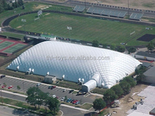 large inflatable sport dome, event inflatable used tents for sale