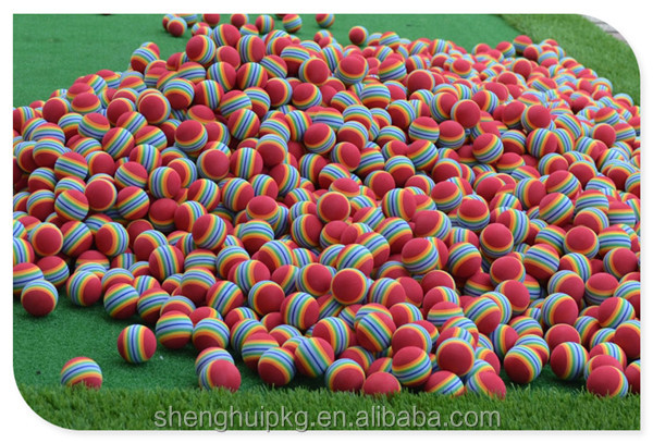 Promotional Foam Ball Eva Foam Ball Decorative Eva Foam Ball