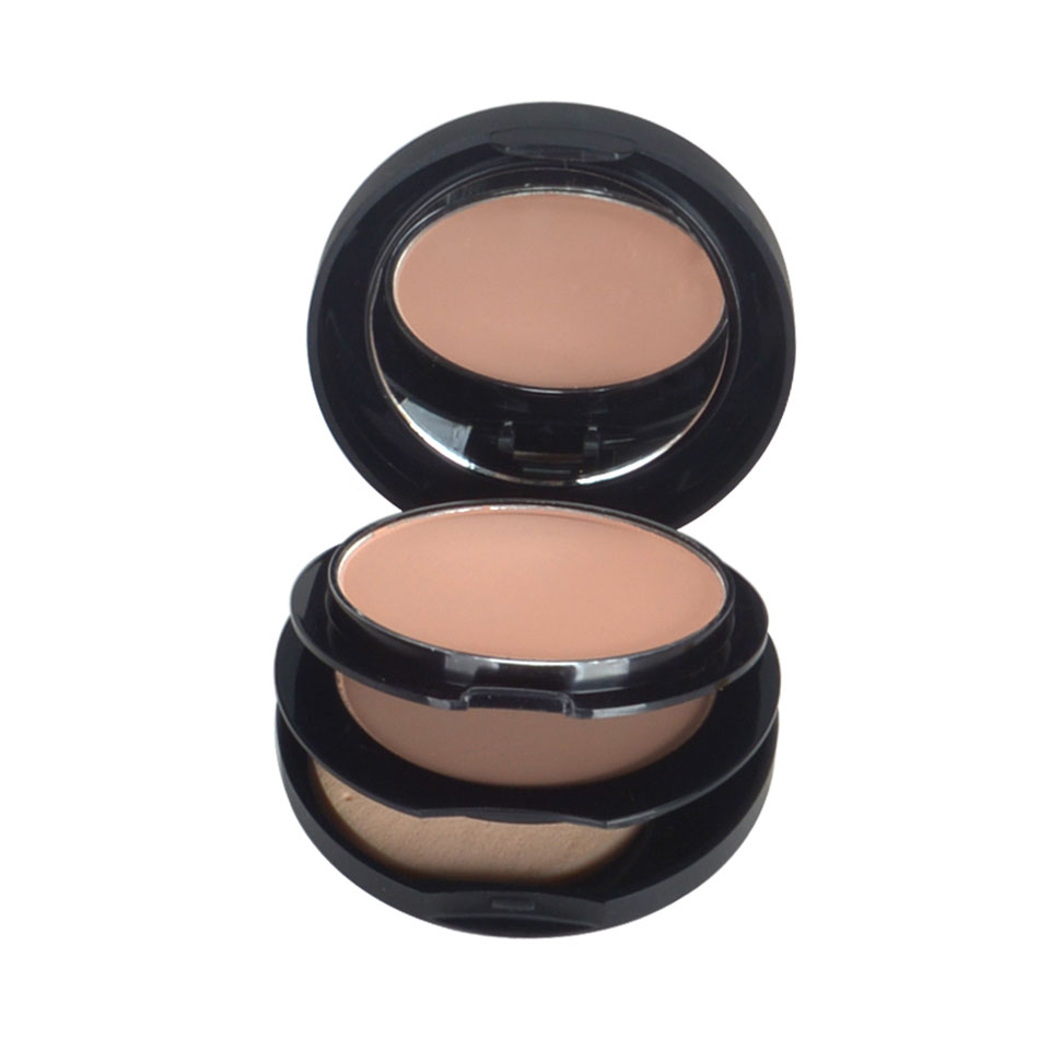 Hot Sale Smooth Skin Oil-control Mineral Face Pressed Powder