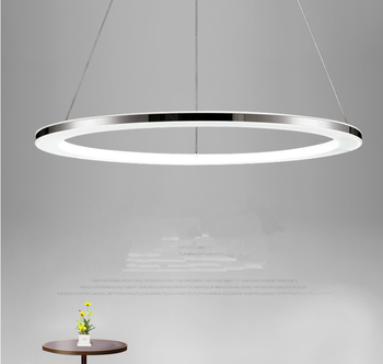 Contemporary Circular Led Pendant Lighting For Livingroom