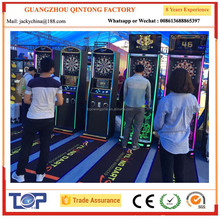 Factory newest inflatable dart game with card system