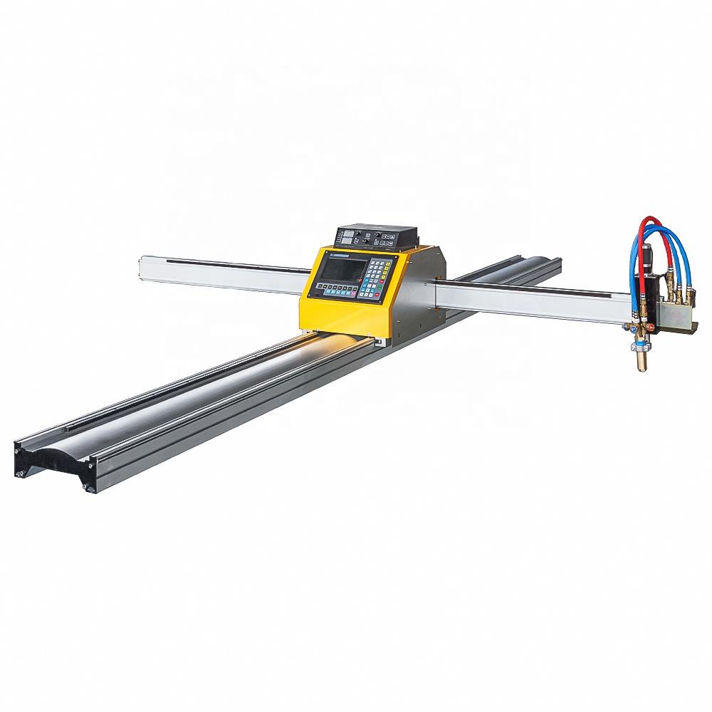 Tragbare CNC-Plasmas chneide maschine Eisenblech schneider