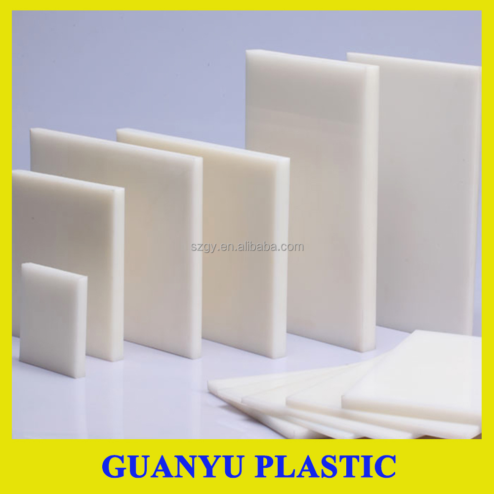 Clear Polystyrene HIPS sheet with thickness 0.5mm-5mm