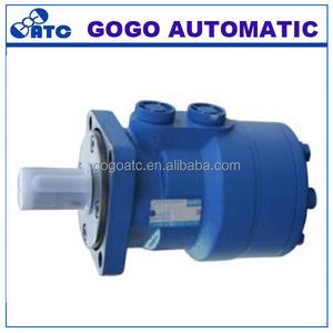 Good price manufacturer china hydraulic radial piston motor 63 cc/r 774 RPM  53 LPM 93 N m 138bar