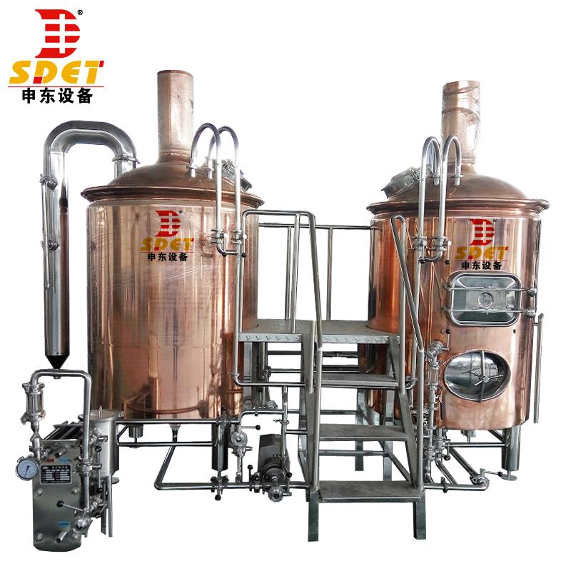 China 1000L snelle leverancier pub nano bier brouwerij business plan