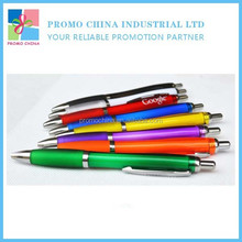 Wholesale Customized Promotional Advertising Plastic Ballpoint Pen