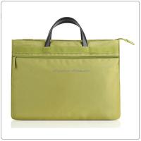 Wholesale branded fashion nylon multifunction laptop messenger bag