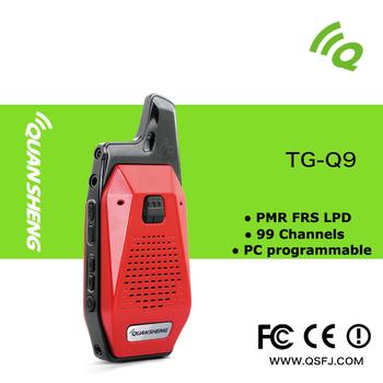 Quansheng Tg-q9 Pmr Radio Gmrs Radio Mini Walkie Talkie - Buy Pmr  Radio,Gmrs Radio,Mini Walkie Talkie Product on Alibaba com