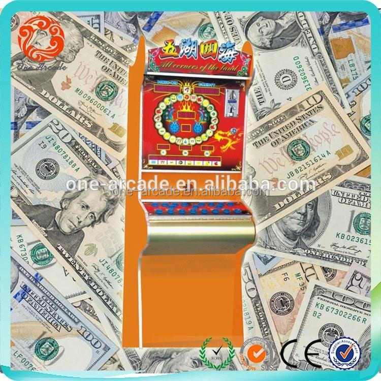 Hot Sale Amusement Equipment Slot Afica Monkey King Gambling Machine
