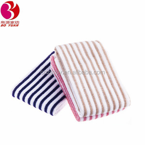 quick drying shining microfiber floor cleaning cloth
