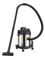 2016 stainless steel tank CETL commercial wet and dry vacuum cleaner high quality cleaner