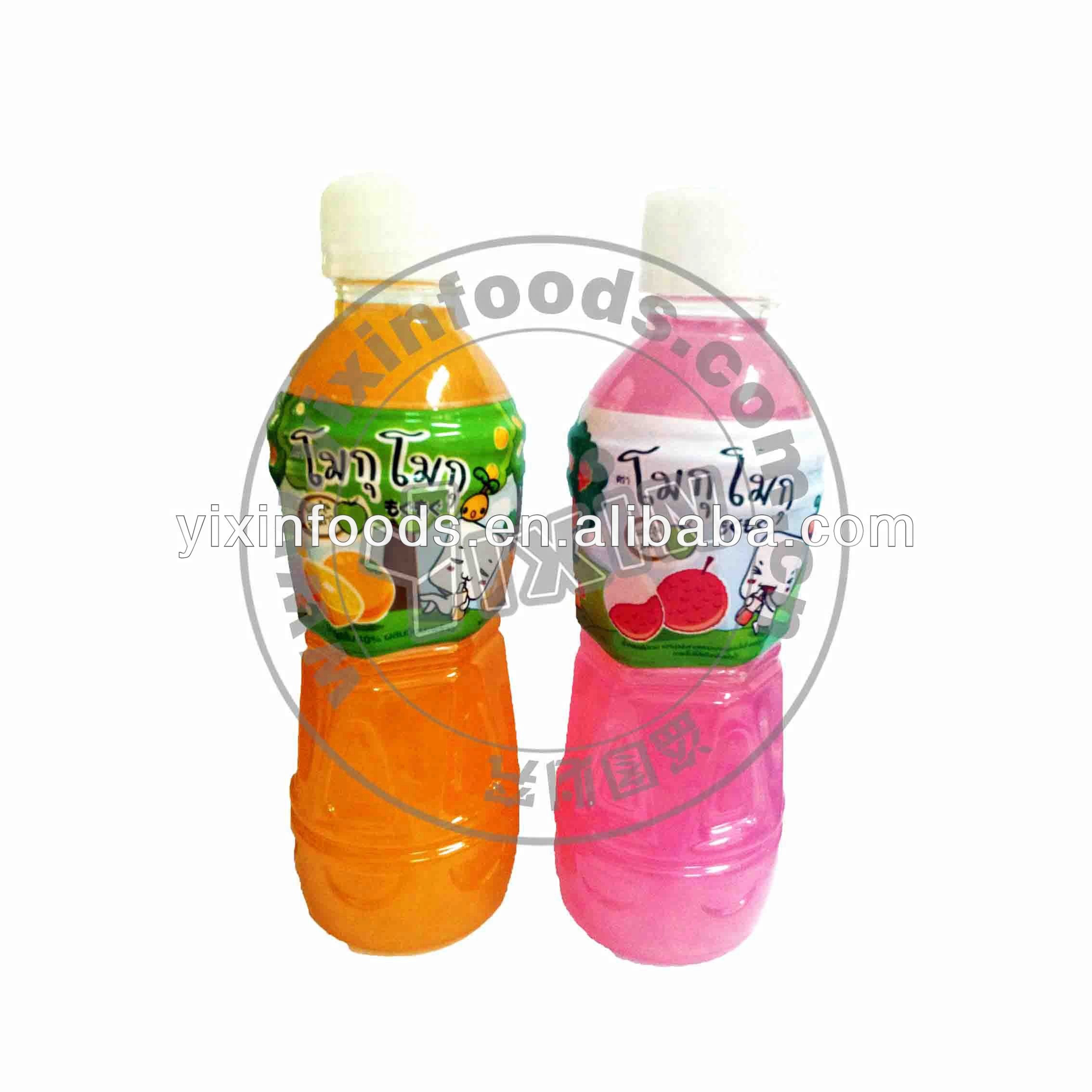 New product Mogu Mogu <strong>fruit</strong> juice drink