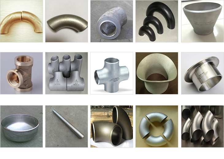 steel pipes and fittings 90/10 copper nickel tubes B466 UNS C70600 90-10 Steel Pipe C17500 70-30 stainless steel pipe tube