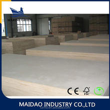 China alibaba sales easy to clean and cut birch waterproof film face plywood