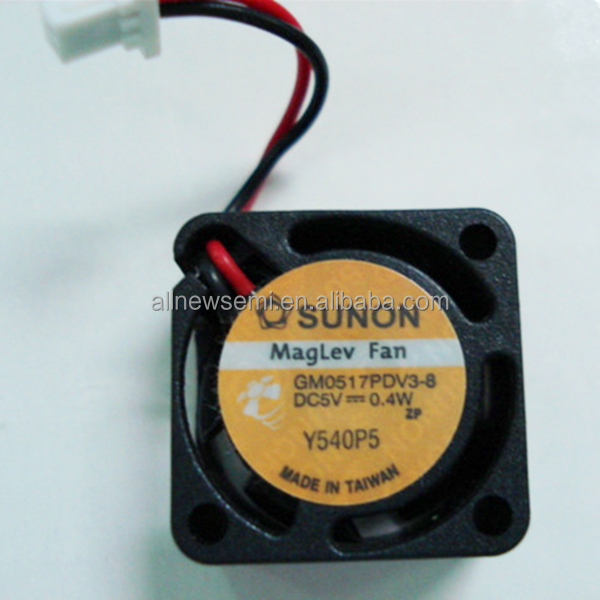 SUNON GM0517PDV3-8 5V 17*17*8MM 0.4w dc5v micro led cooling fan