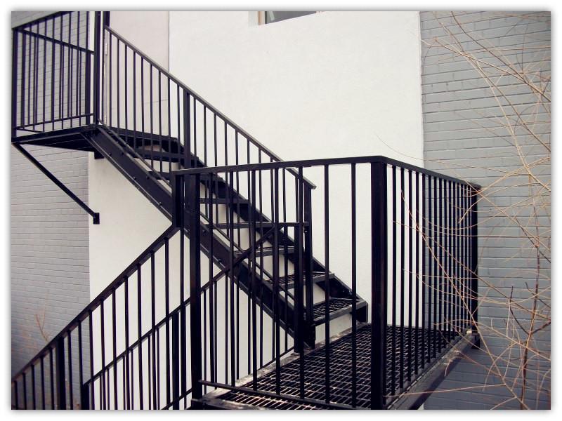 prefab weather proof outdoor metal stair railing buy
