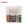 china supplier PP Box 120pcs color automobile car fuse