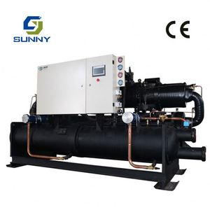 Top Products Hot Selling New 2015 Water Cooled Chiller Central Air-Conditioning Hard Anodizing Used Chiller