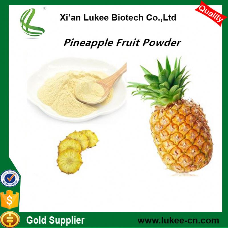Pineapple Fruit Powder Bulk for beverage