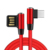 Nylon Braided Fast Charger Cord Charging Type-C Cable USB Tipo C for android smartphone