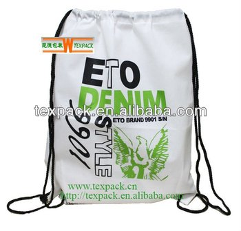 Super Cute Durable Draw String Bag Factory Price Buy String Bag